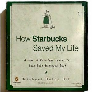 How Starbucks Saved My Life- audiobook.